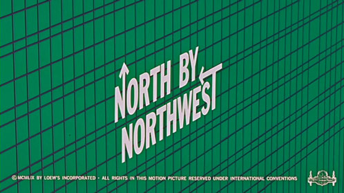 North by Northwest titles