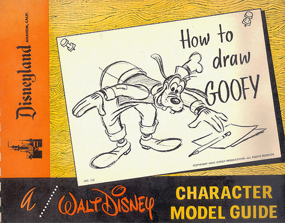 How to Draw Goofy book