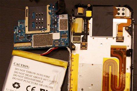 The iPhone dissected