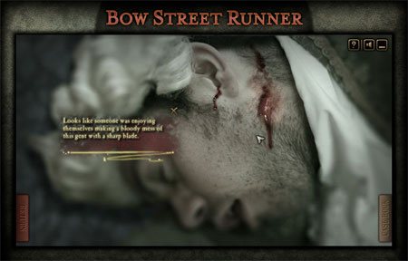 Bow Street Runner screen shot