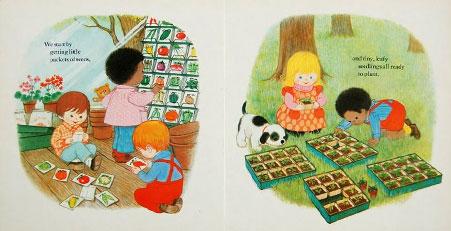 Gyo Fujikawa's Lets Grow a Garden