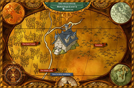 Legends of Zork screenshot