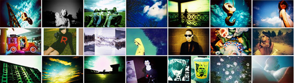 Lomo photos